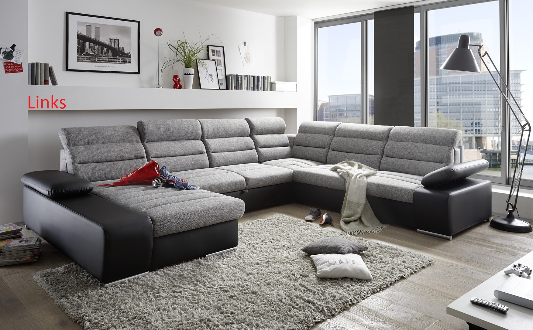 u form couch amazing u form online kaufen sofa in u with. Black Bedroom Furniture Sets. Home Design Ideas