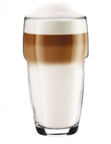 6 stapelbare latte macchiato gl ser 300ml kaffeegl ser. Black Bedroom Furniture Sets. Home Design Ideas