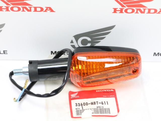 Honda Varadero rear left turn signal