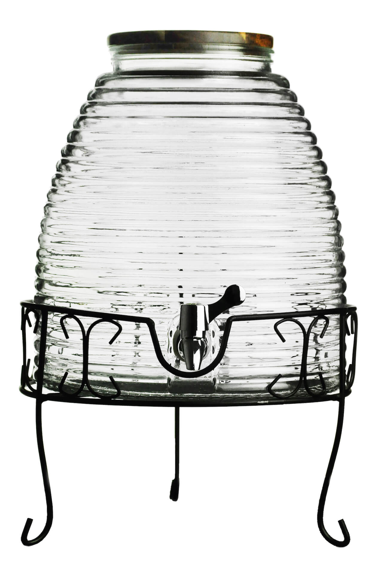 xxl getr nkespender 9 liter zapfhahn st nder wasserspender saftspender dispenser ebay. Black Bedroom Furniture Sets. Home Design Ideas