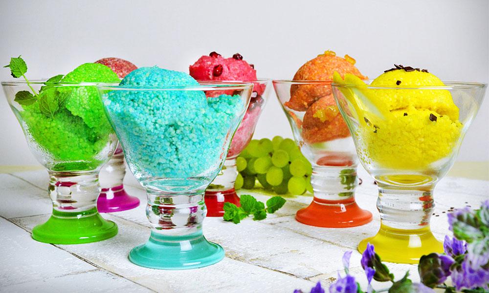 Sendez Dessertbecher