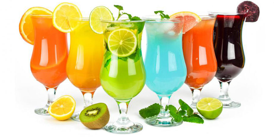 Cocktail- und Longdrinkgläser