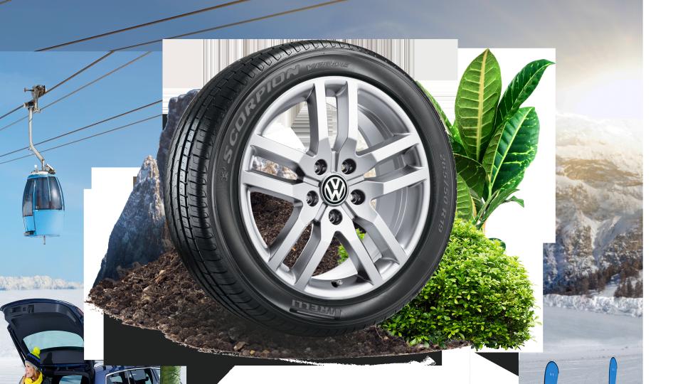 Rad und Reifen