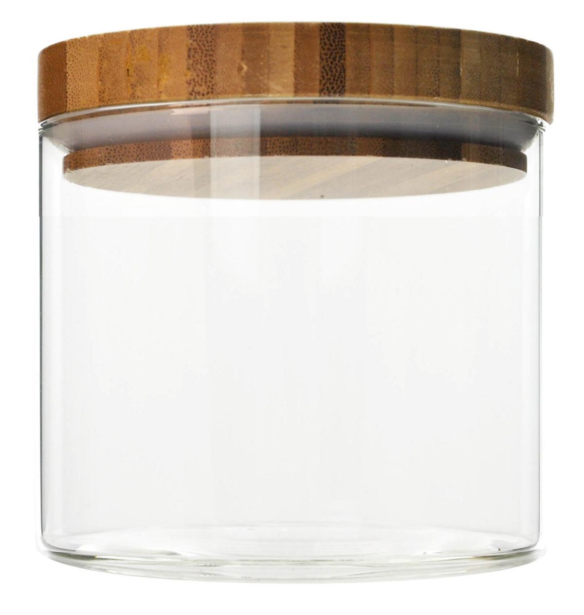 Vorratsdosen Glas Mit Holzdeckel
