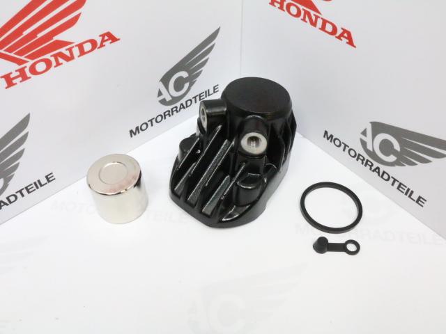 Honda CB 750 Four K0 K1 K2-K6 Halterung untere Bremsleitung Guide Brake Hose