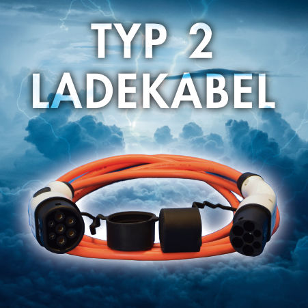 Typ 2 Ladekabel