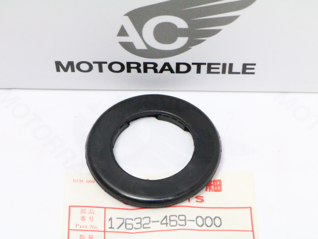 New OEM Honda ATV Gas Fuel Petrol Filler Cap Gasket Seal