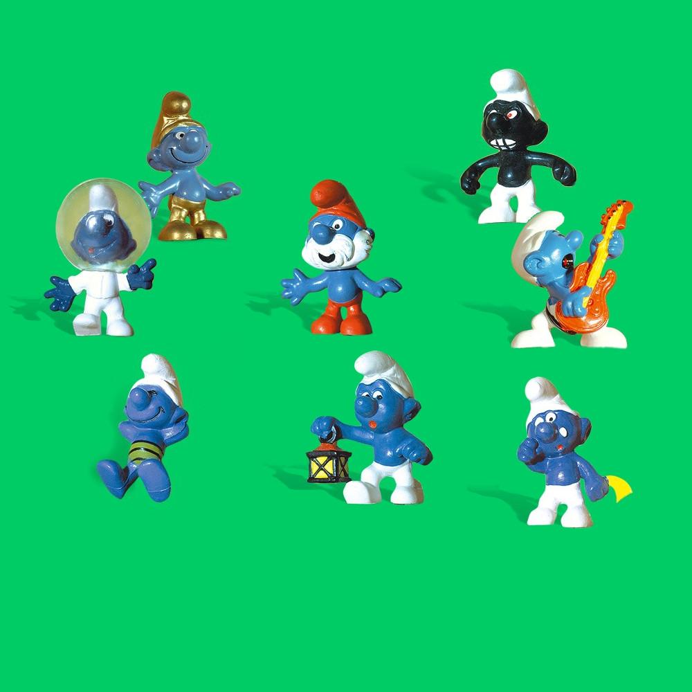 Regular Smurfs