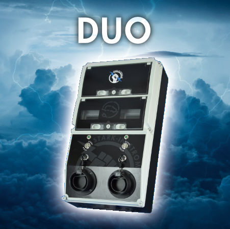 Wallbox DUO mit 2 Ladepunkten á 11 KW