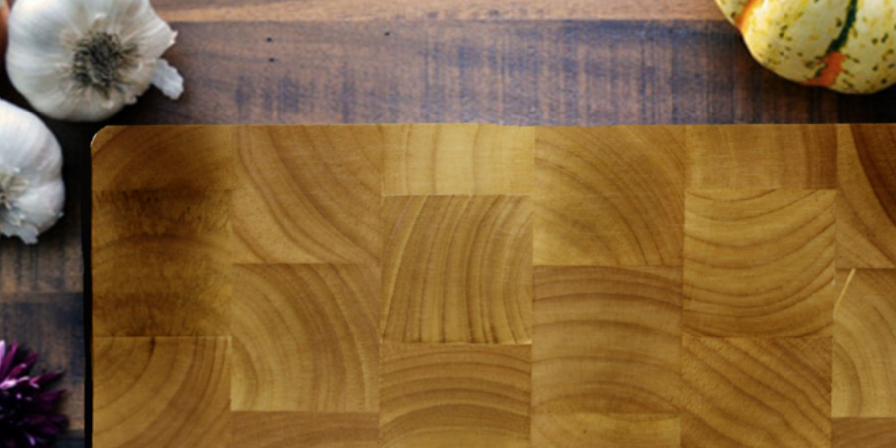 Gummibaumholz