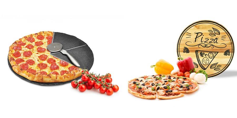 Pizza- und Drehteller