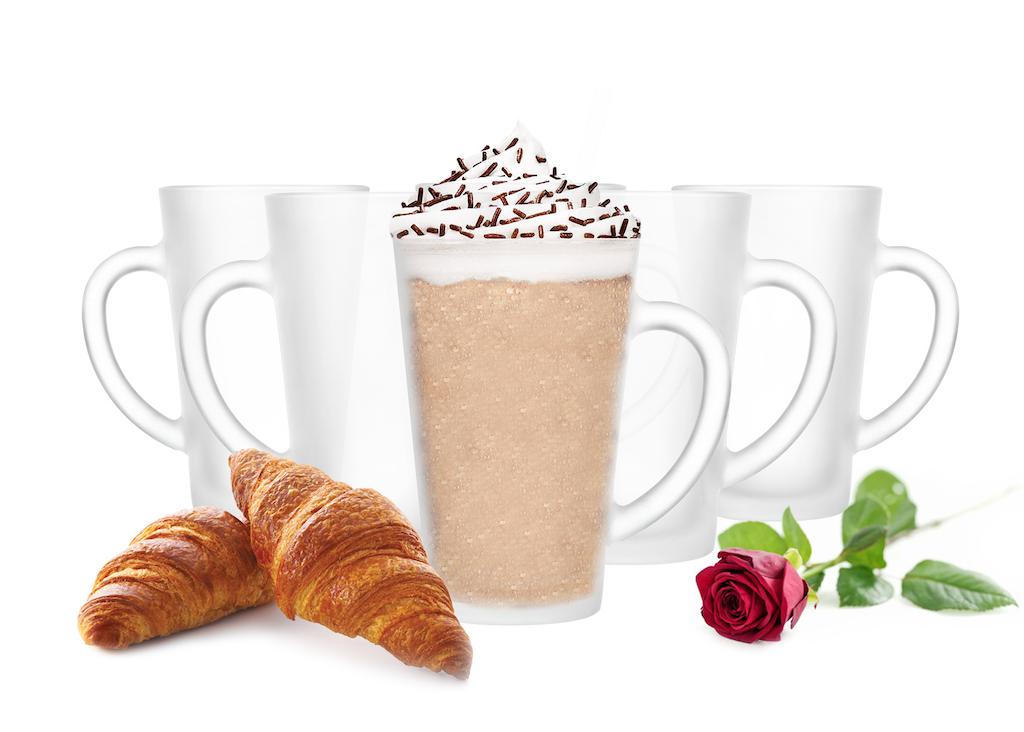 6 latte macchiato gl ser 300ml 6 l ffeln kaffeegl ser 20 varianten teegl ser ebay. Black Bedroom Furniture Sets. Home Design Ideas