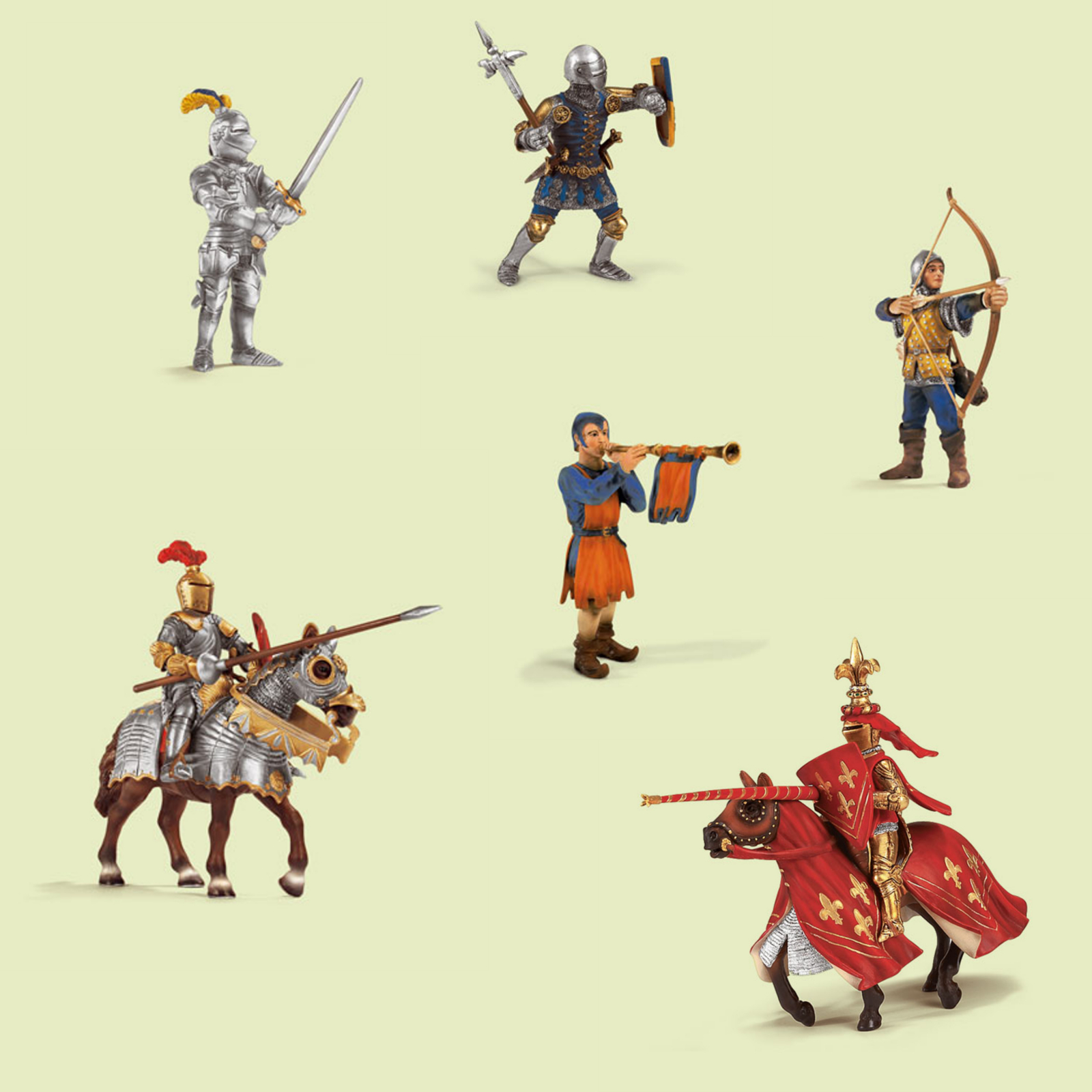 Schleich - World of Knights