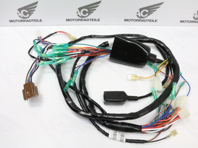 [SODI_2457]   Kawasaki Kz Z 1000 A1 A2 A3 C Wire Harness Loom Cable Main Wiring 26001-145  | eBay | Kawasaki 1000 Wiring |  | eBay