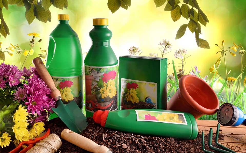 Dünger & Pflanzenschutz