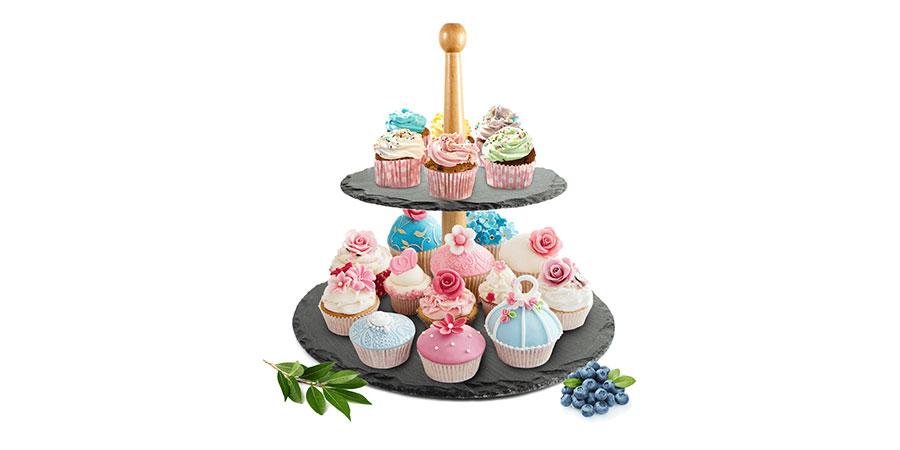 Kuchen- und Tortenplatten