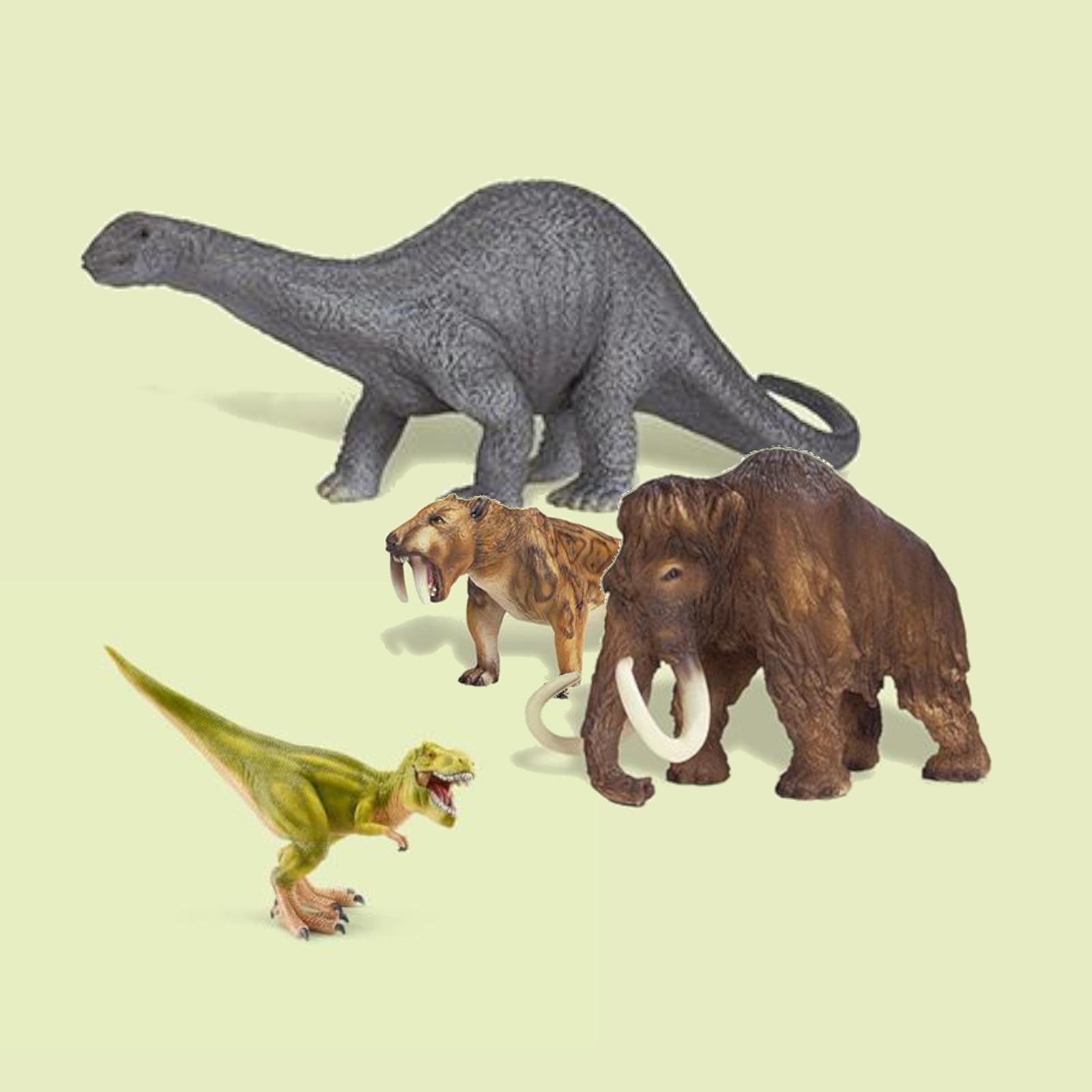 Dinosaurier Raritäten