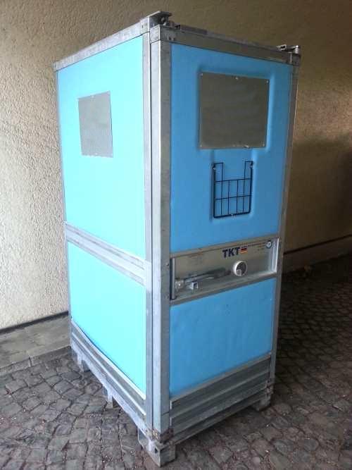 rollbeh lter thermocontainer tkt tiefk hlcontainer k hlbox k hlplatte e1070 ebay. Black Bedroom Furniture Sets. Home Design Ideas