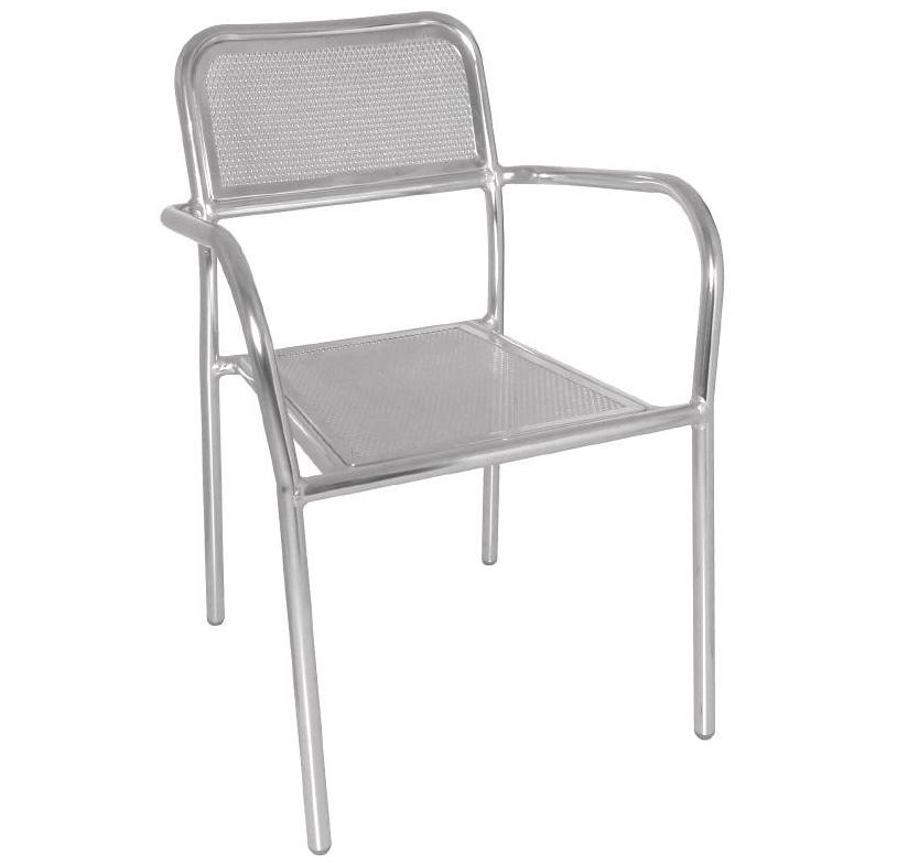 4 stck aluminiumstuhl klappstuhl klappbar stuhl barhocker for Barhocker klappbar