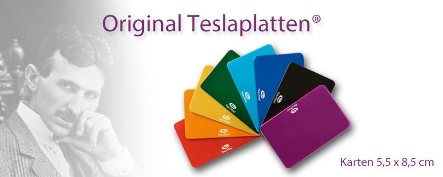 Teslaplatten® Spezial Edition